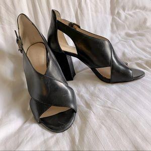 NINE WEST Boland Open Toe Heeled Sandal